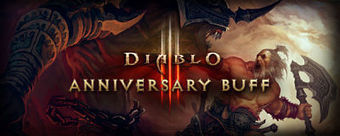 Free Diablo 3 Buffs On Its 1 Year Anniversary | Diablo 3 Strategy and Tips | Scoop.it