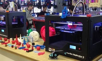 MakerBot 3D printing factory opens in New York | #toutvatropvite | Scoop.it