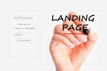 Diseño web de landing page   Landing page efectivas   SEO y Wordpress   Scoop.it