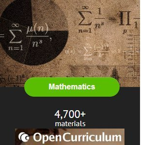 OpenCurriculum: Create and discover better maths curriculum together | Useful School Tech | Scoop.it