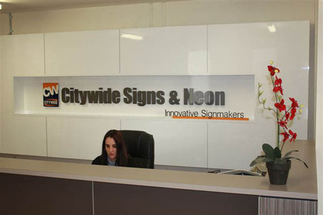 Enhance your Business with Help of Signage Manufacturers in Australia | Citywide Signs & Neon | Scoop.it