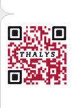 Thalys lance son appli téléchargeable directement depuis sa newsletter. | QR code experience | Scoop.it