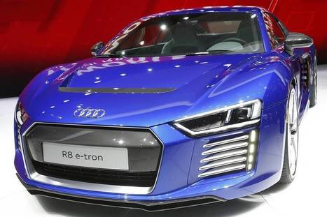 Audi Turns to Connected Cars in China | Wunderman China Auto Marketing News | Scoop.it