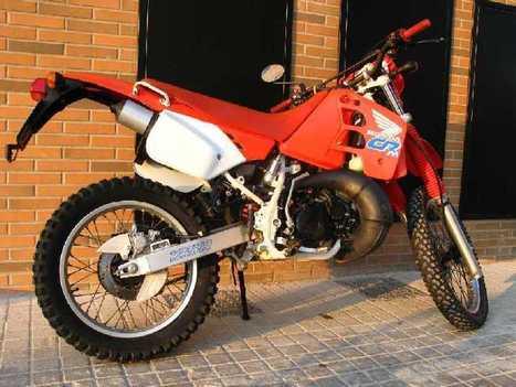 Foto de honda crm 125. Motofoto.es | Fotos de Motos, caracteristicas y fichas tecnicas | Scoop.it