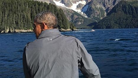 Obama Is Killing It on Instagram from Alaska | Back Chat | Scoop.it