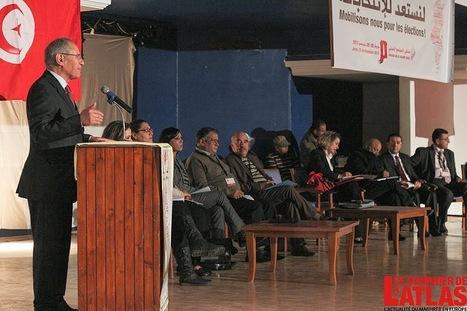 850 personnes réunies à Djerba pour les Assises de la société civile tunisienne   Intervalles   Scoop.it