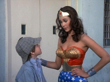 Female Superheroes: Not Just for Girls | Geek Therapy | Scoop.it
