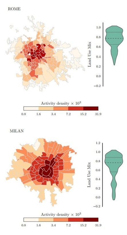 Data Mining Reveals the Four Urban Conditions That Create Vibrant City Life | Psicología Positiva, Felicidad y Bienestar. Positive Psychology,Happiness & Wellbeing | Scoop.it