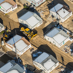 After Hurricane Sandy: George Steinmetz and the Jersey Shore | Storytelling in the Digital Age | Scoop.it