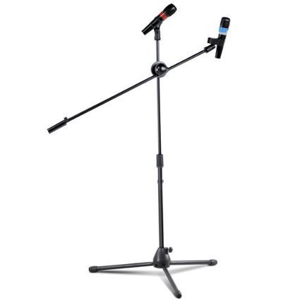 Outdoortips Professional Boom Microphone Mic Stand Adjustable | MixingMastering.co.uk | Scoop.it