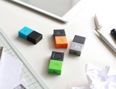 Individual IoT Home Sensors : wireless tag | Home Automation | Scoop.it