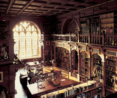 The 20 Most Beautiful Libraries on Film and TV | Librarysoul | Scoop.it