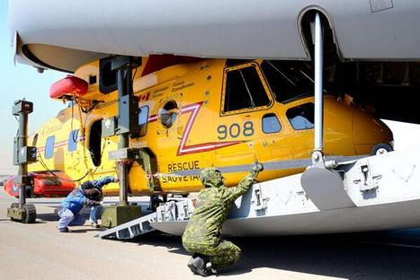 RCAF takes part in disaster relief exercise in Peru - CH-149 Cormorant -  AgustaWestland AW101 | D-FENS | Scoop.it