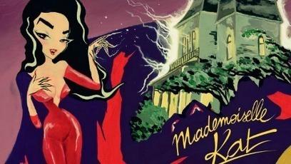 Mlle Kat illumine l'automne toulousain - Toulouse7.com | mademoiselle kat | Scoop.it