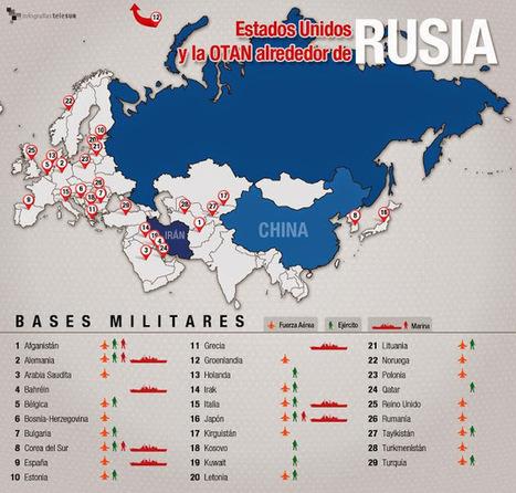 Rusia revisará su decisión de 1991 de reconocer la independencia de los países bálticos   La R-Evolución de ARMAK   Scoop.it
