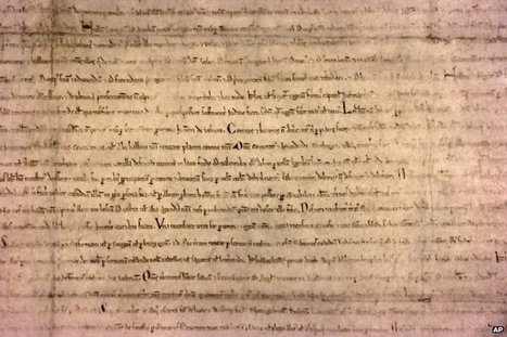 Just how important was Magna Carta? | Butterflies in my head | Scoop.it