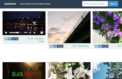 » Où trouver des vidéos gratuites pour vos créations ?Webdesigner Trends – Webdesign et inspiration | Mes ressources personnelles | Scoop.it