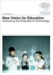 New Vision for Education: Unlocking the Potential of Technology | Future gazing | Scoop.it