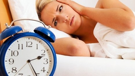 Stress: Could it be the Reason You Can't Sleep? - EmpowHer | Stress | Scoop.it