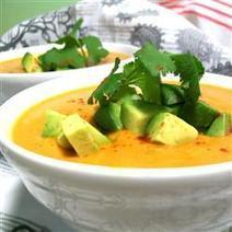 Pumpkin Chipotle Soup   My Culinary Passions   Scoop.it