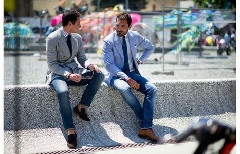 What Exactly Is Pitti Uomo? - Complex.com | Pitti Uomo | Scoop.it