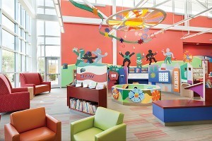 Library Design. Spaces To Grow - Library Journal   Kids Play Around   Scoop.it