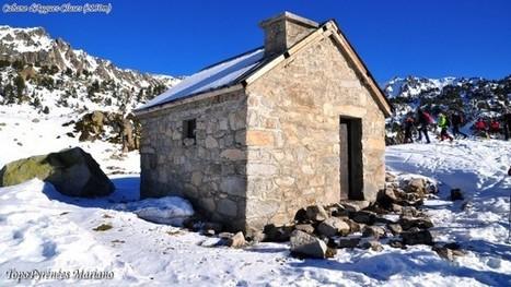 Raquettes cabane d'Aygues-Cluses (2150m) « Les Topos Pyrénées par Mariano | Randonnée et de l'escalade. | Scoop.it