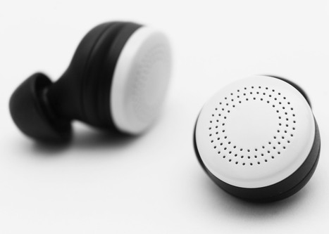 """Doppler Labs' earbuds are a """"remote control for your ears""""   DigitAG& journal   Scoop.it"""