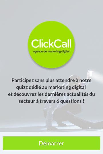 Quizz Click Call #6 - Juillet 2015 | Découvrir Click Call | Scoop.it
