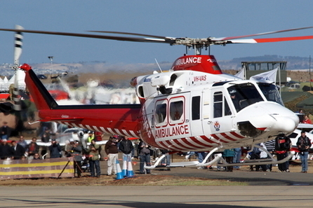 ATSB issues report on helicopter winching accident | Creating designs 'fit' for people! | Scoop.it