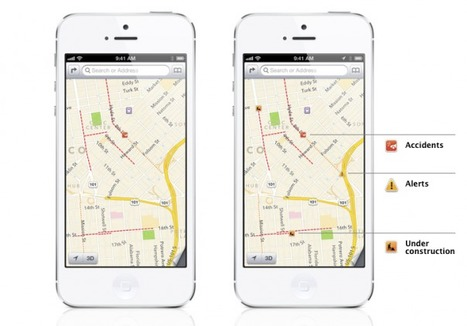 Early reviews say new Apple Maps leave a lot to be desired | ten Hagen on Apple | Scoop.it