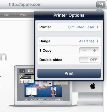 Basic Printing with AirPrint | iPhone and iPad development | Scoop.it