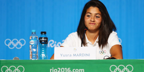 Syrian Olympic Swimmer Shuts Down Anti-Refugee Rhetoric In 4 Words | global citizens | Scoop.it