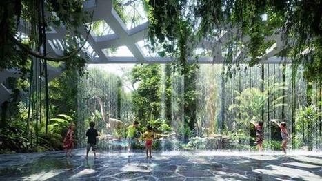 Dubai's skyscraper rainforest will create its own tropical climate | Real Estate Plus+ Daily News | Scoop.it