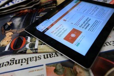 Papierloze krant wordt goedkoper | Online uitgeven | Scoop.it