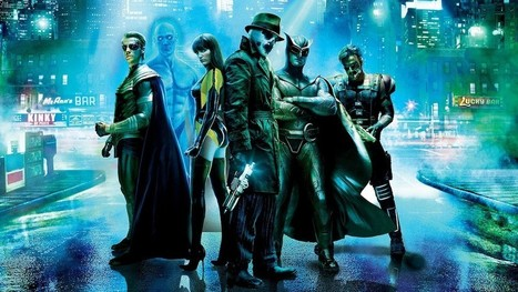 """Zack Snyder explains how he """"saved"""" Watchmen from Terry Gilliam 