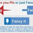 Startup Smackdown: Pinterest Vs Fancy | tech.li | Everything Pinterest | Scoop.it