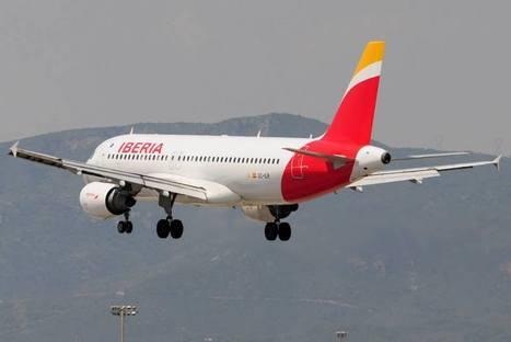 Iberia y Vueling suspenden vuelos a Israel | España en el Aire | Scoop.it