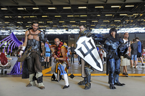 Japan Expo : le cosplay dans la peau - RTL.fr | Choose the Cosplay | Scoop.it
