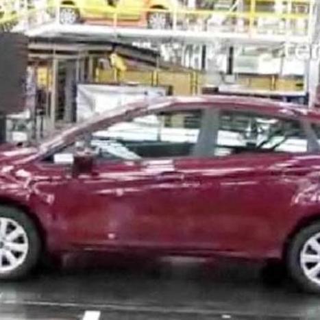 Conoce la planta de ensamblado y estampado de Ford | Producción Ford | Scoop.it