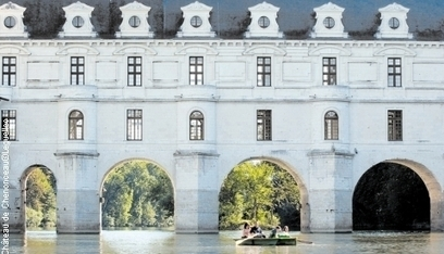Château of Chenonceau   Getting Married in South West France   Scoop.it