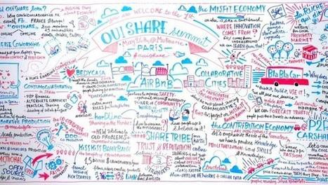 Les 7 clés de l'économie collaborative - Digital Society Forum   Le web une coopérative planétaire #collaboratif #ecollab   Scoop.it