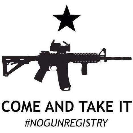 Twitter / SenTedCruz: RT if you stand against a ... | Guns | Scoop.it