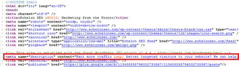 Meta Description Tags for SEO | Business 2 Community | AtDotCom Social media | Scoop.it
