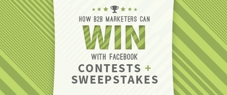 How B2B Marketers Can Win with Facebook Contests and Sweepstakes | MarketingHits | Scoop.it
