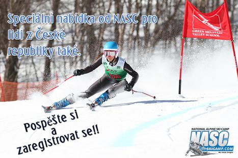 NASC Letní lyžařský kemp Program Mt Hood – Česká republika | NASC Mt. Hood Summer Ski Camp | Scoop.it