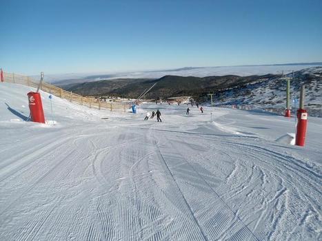Nieve polvo en la mayoría de las estaciones aragonesas | Cosicas | Scoop.it