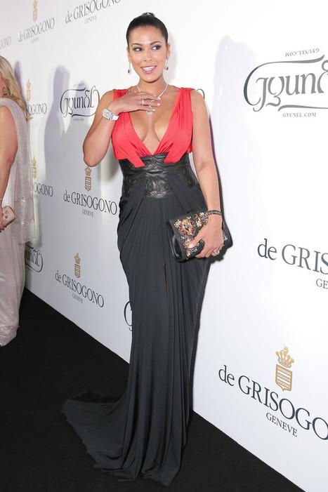 Photos : Ayem Nour en décolleté sexy à la soirée de Grisogono au Cap d'Antibes   Radio Planète-Eléa   Scoop.it