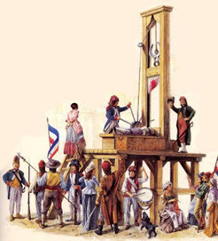 How the Guillotine Helped to Create the Modern restaurant | Exploring the Paris food scene | Scoop.it