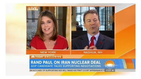 Rand Paul gets scolded by Fox News hosts - CNNMoney | CLOVER ENTERPRISES ''THE ENTERTAINMENT OF CHOICE'' | Scoop.it